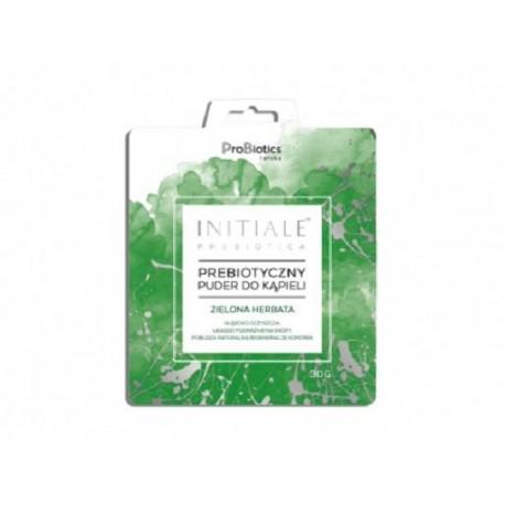 Prebiotyczny puder do kąpieli - zielona herbata